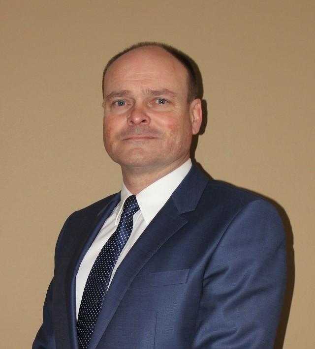 Cementownia Małogoszcz ma nowego  dyrektoraJacek Patyk,  nowy dyrektor Cementowni Małogoszcz.