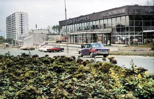 Tak wygląda pokolorowana Dąbrowa Górnicza z czasów PRL-u Zobacz kolejne zdjęcia/plansze. Przesuwaj zdjęcia w prawo - naciśnij strzałkę lub przycisk NASTĘPNE