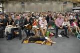 Poznań: Kongres Świadków Jehowy 2019. Na MTP pojawiło się kilka tysięcy wyznawców [ZDJĘCIA]
