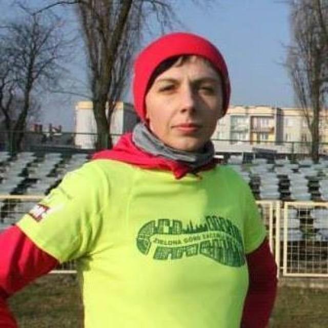 Karolina Michalczak, założycielka stowarzyszenia Zielona Góro Zacznij Biegać