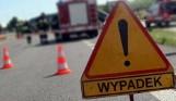 Czołowe zderzenie samochodów w Rybniku. Dwie osoby w szpitalu