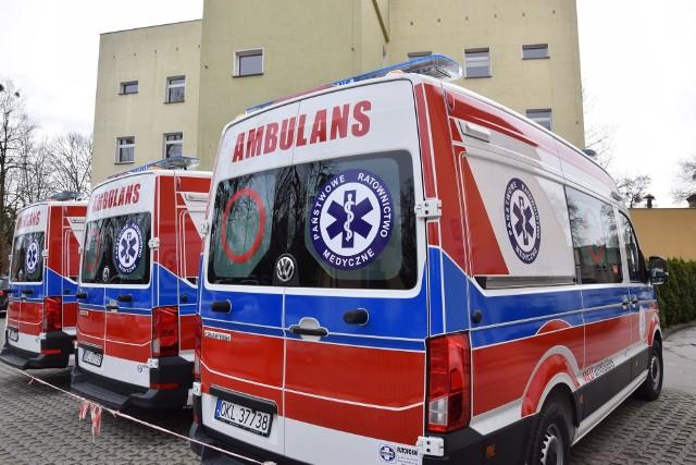 Szpital powiatowy w Kluczbork