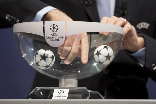 Losowanie fazy grupowej Ligi Mistrzów w czwartek 25 sierpnia o godzinie 18:00