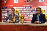 Chojniczanka ma nowego trenera. Co Tomasz Kafarski powiedział na konferencji? Zdjęcia