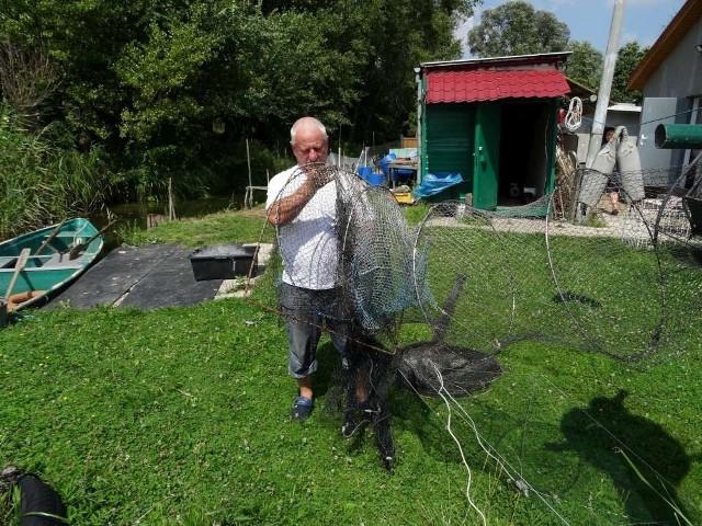 Jezioro Kierskie umiera. Ratowanie wymaga kompleksowych rozwiązań - mówi Chrystian Szpoper