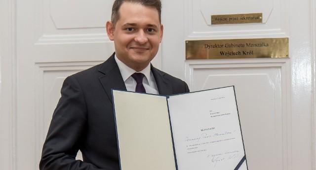 Wojciech Król z rezygnacją ze stanowiska szefa gabinetu Marszałka Województwa Śląskiego