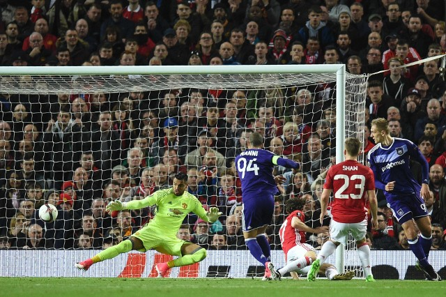 """Liga Europy. Manchester po dogrywce pokonał """"Teo"""" i spółkę! Świetny mecz na Old Trafford"""