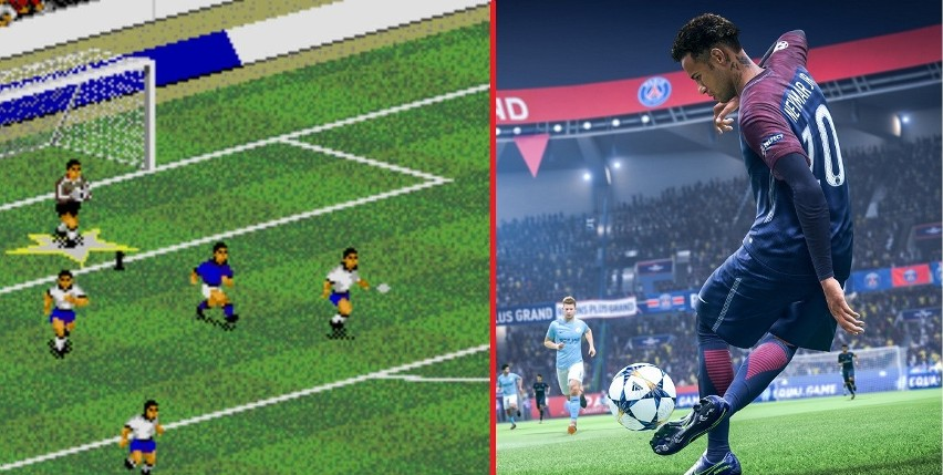 Jak zmieniała się FIFA na przestrzeni lat? Historia serii...