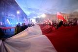 """Marsz Niepodległości, Warszawa 2020. Organizatorzy podali trasę. """"Rajd"""" przejedzie przez centrum stolicy"""