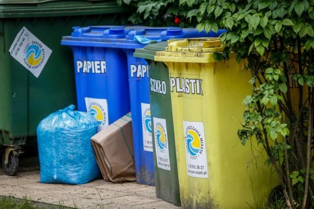 Łodzi nie zagrażają przepełnione śmietniki, nawet jeśli dojdzie do awarii urządzenia w składowisku w Kamieńsku, gdzie trafiają odpady zmieszane.
