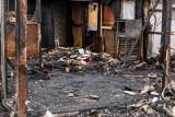 Pożar w Dzięciołówce. Ruszyła zbiórka na odbudowę zniszczonej części Domu Pomocy Społecznej
