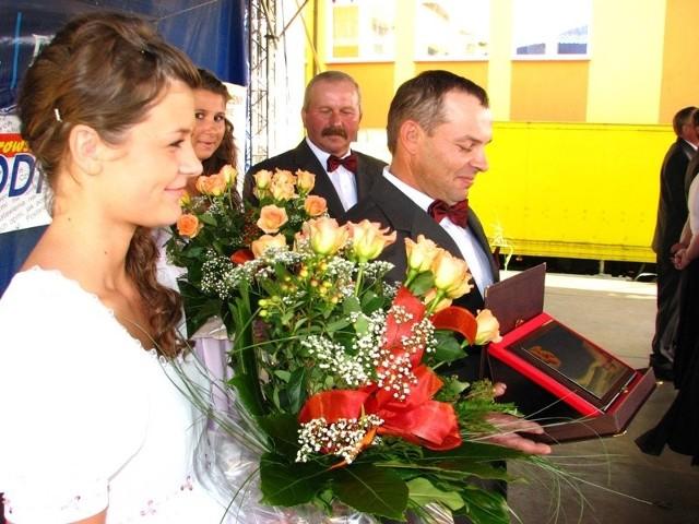 Dozynki powiatu ostrowskiego w Lubotyniu