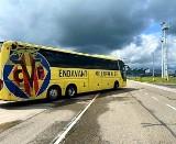 Villarreal przyleciał do Gdańska! W środę mecz z Manchesterem United. Kto wygra finał Ligi Europy? [zdjęcia]