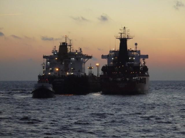 Bałtycka ropa ze złoża B8 już w rafinerii