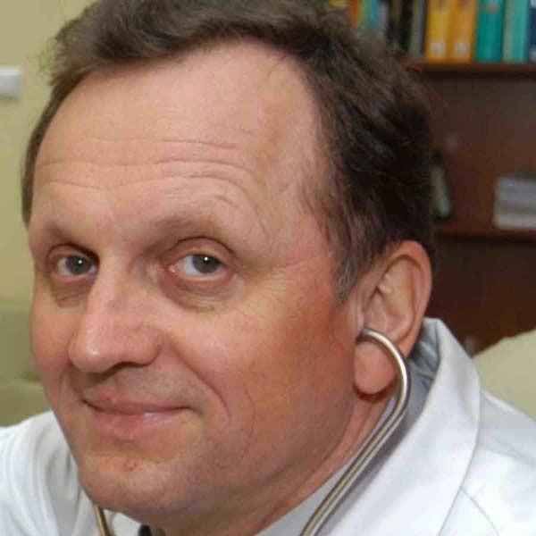 - Niewydolność serca powoduje uszkodzenie nerek, a chore nerki często są przyczyną schorzeń serca - twierdzi lek. med. Stanisław Mazur.