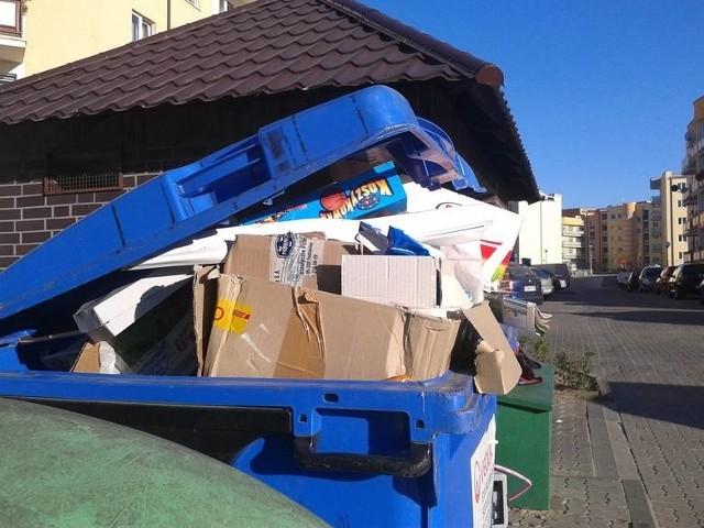 Osoby nie segregujące śmieci mogą być ukarane