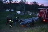 59-latek poszedł na ryby. Utonął w stawie 50 metrów od domu