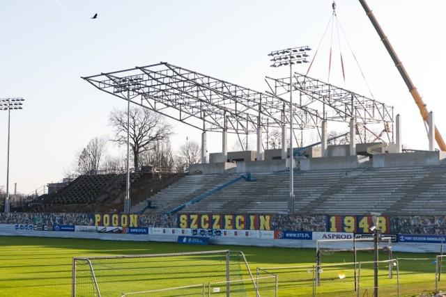 Stadion Miejski przy ul. Twardowskiego ma być gotowy w I kwartale 2022 roku