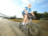 Toruński informatyk chce pojechać rowerem 269 km/h