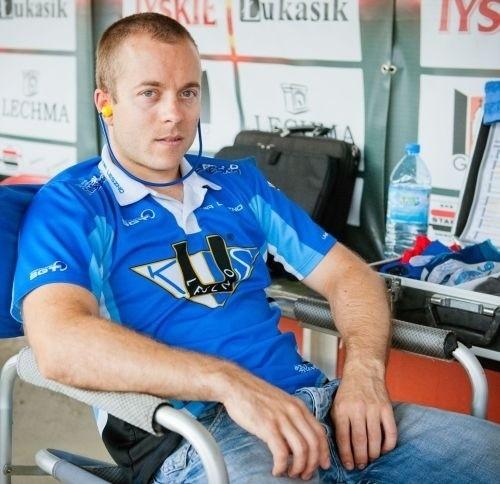 Kenneth Bjerre chce się utrzymać w Grand Prix