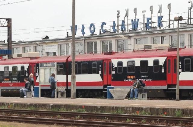 Efektem dotychczasowych prac na linii Kutno - Toruń są już szybsze podróże na odcinku Włocławek - Brzezie - Aleksandrów Kujawski.