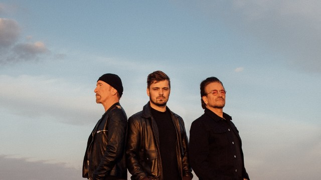Bono i The Edge z U2 oraz Martin Garrix nagrali hymn UEFA EURO 2020