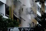 Szwecja: potężny wybuch w bloku mieszkalnym. Ludzie wyskakiwali przez okna. Jest wielu rannych