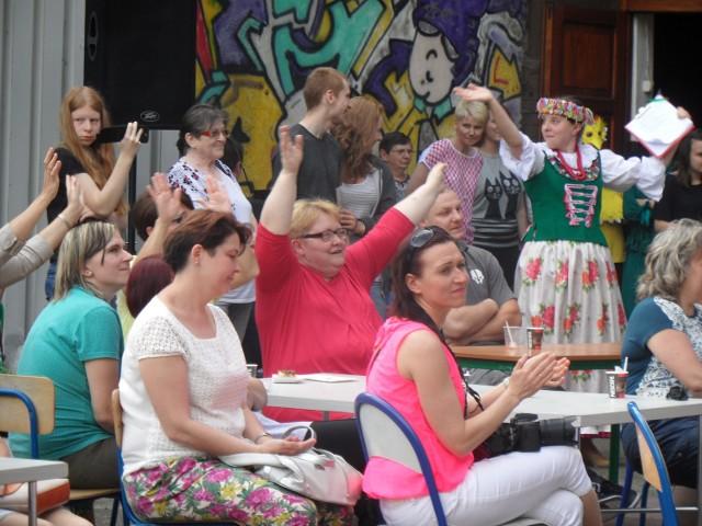 Festyn w Łagiewnikach przyciągnął wielu mieszkańców nie tylko tej dzielnicy Bytomia.
