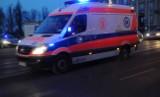 Śmiertelny wypadek na Alejach Solidarności w Poznaniu. Nie żyje pieszy, który przechodził w niedozwolonym miejscu
