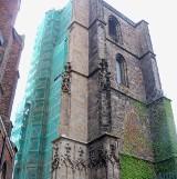 Renowacja dzwonnicy kościoła św. Jakuba i Agnieszki w Nysie