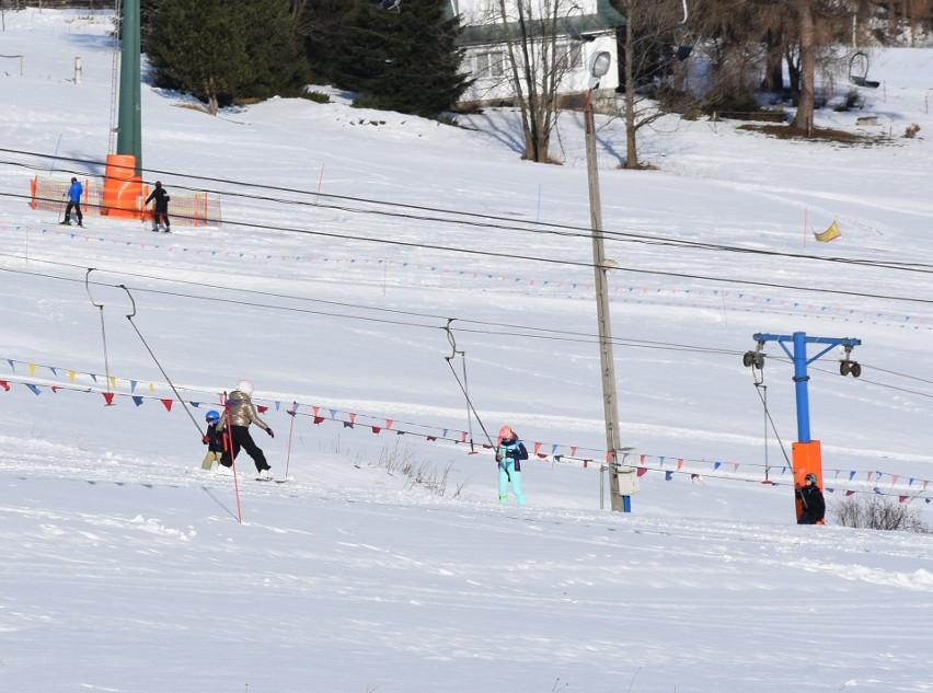 Bunt na Podhalu. Uwaga narciarze, ruszyły już pierwsze stoki! [MAMY ZDJĘCIA]
