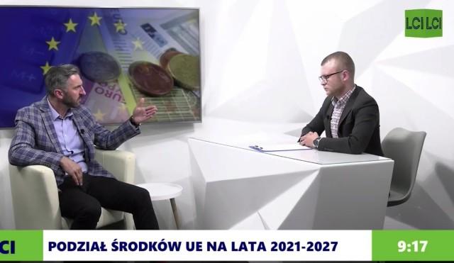 Częstym gościem w programach LCI jest przewodniczący PO w regionie, poseł Waldemar Sługocki