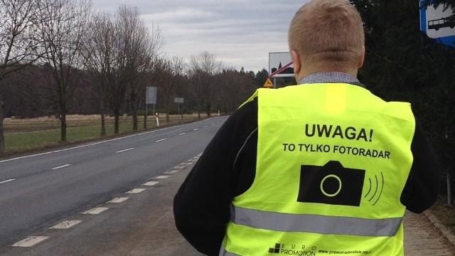 Łowca fotoradarów, czyli Zorro na polskich drogach