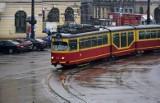 W sobotę i niedzielę tramwaje ominą centrum Łodzi. Będą wymieniać na ul. Pomorskiej słupy