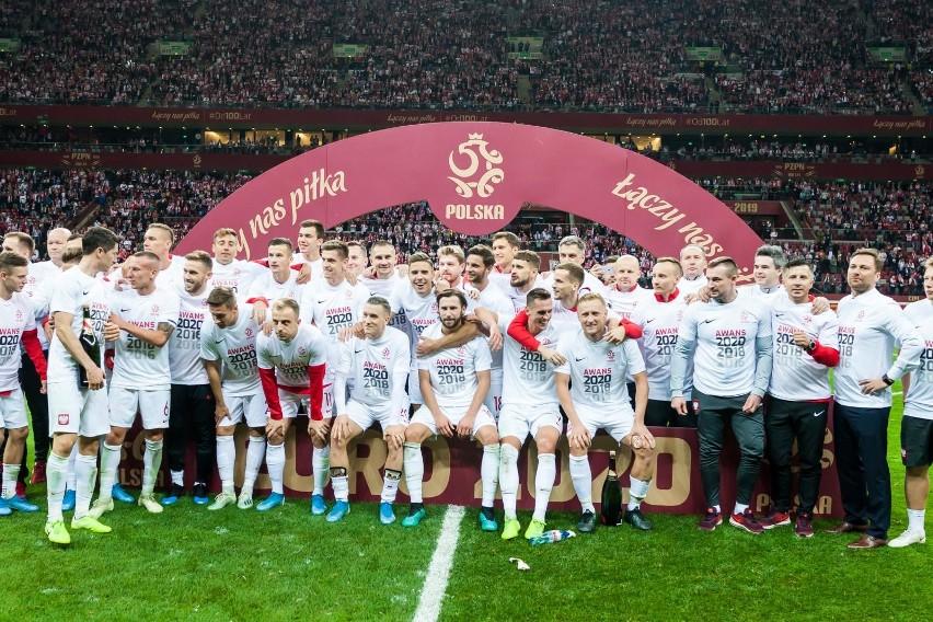 Awans na Euro 2020 Polska zapewniła sobie w październiku...