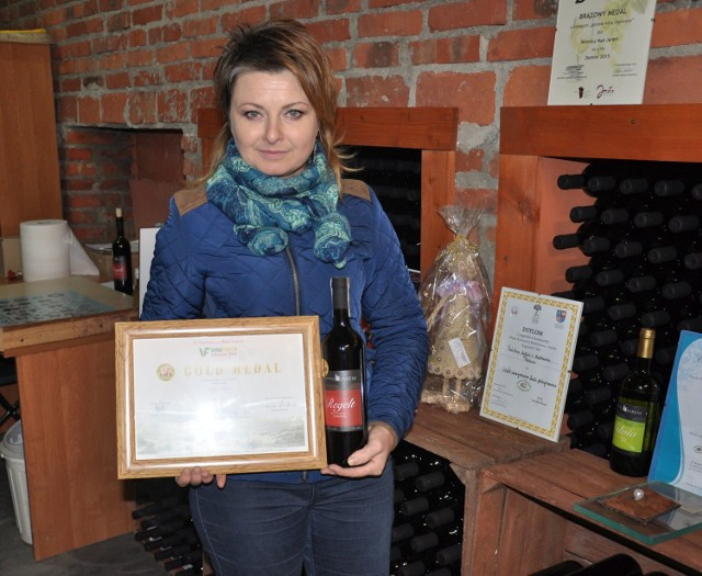 Wino Regelt, duma Sywii Paciury, zdobyło w tym roku  aż trzy medale.