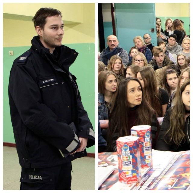 Przedstawiciele służb instruowali młodzież i opiekunów jak zachować się podczas kwesty Wielkiej Orkiestry Świątecznej Pomocy na wypadek niebezpiecznych zdarzeń. Na ulicach Grudziądza w niedzielę, 14 stycznia pojawi się około pół tysiąca wolontariuszy. Wspomnijmy. Jurek Owsiak zmywał naczynia w Grudziądzu.