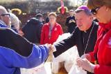 Caritas rozdała świąteczne paczki. Zobacz zdjęcia [GALERIA]