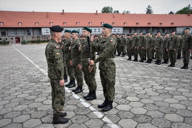 Szkolenie w CSMW rozpoczęło 114 studentów Legii Akademickiej i 75 kadetów służby przygotowawczej