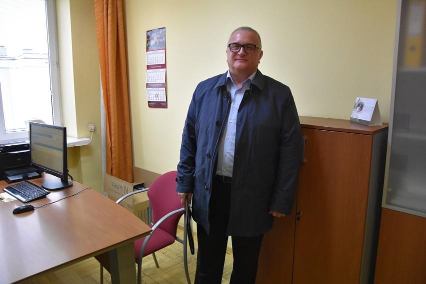Krzysztof Witkowski wyłoży za obiekt w Radłowie blisko pięć...
