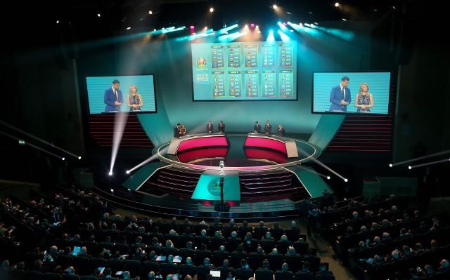 Losowanie grup Euro 2020 [RELACJA LIVE]
