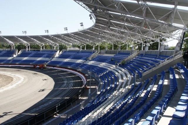 Nowy stadion Orła pomieści około dziesięć tysięcy kibiców
