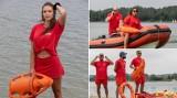 Słoneczny patrol z krakowskich plaż - to oni pilnują naszego bezpieczeństwa nad wodą [ZDJĘCIA]