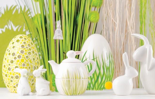 Stół Wielkanocny Dekoracje Jak Udekorować Na Wielkanoc Stół