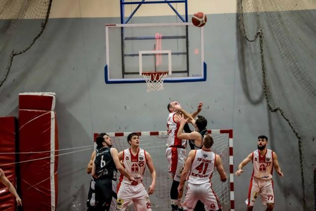 Tur Basket Bielsk Podlaski odniósł już trzecie zwycięstwo w play-off