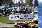 Zbliża się Wszystkich Świętych. Ruch przy cmentarzu na Majdanku coraz większy (ZDJĘCIA)
