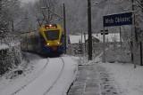 Od niedzieli 3 stycznia wracają pociągi z Katowic do Ustronia i Wisły. Będą jeździć do marca, gdy zacznie się kolejna faza remontu