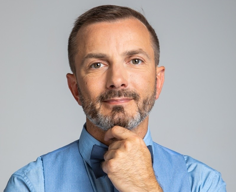 Dr Tomasz Rożek - fizyk, dziennikarz naukowy, autor bloga...