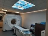 Białystok. Pacjenci USK poczują się jak w niebie. Obejrzą nieboskłon podczas tomografii (FOTO)