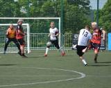 Walking futbol. Druga edycja walking futbolowego turnieju Senior Łódka Cup 2021. Zdjęcia